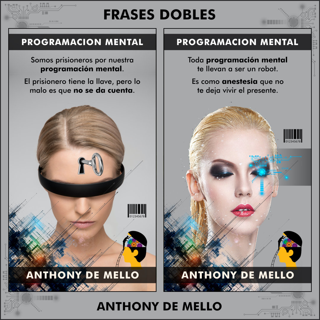 FRASES DOBLES ANTHONY DE MELLO 04 - ANTHONY DE MELLO