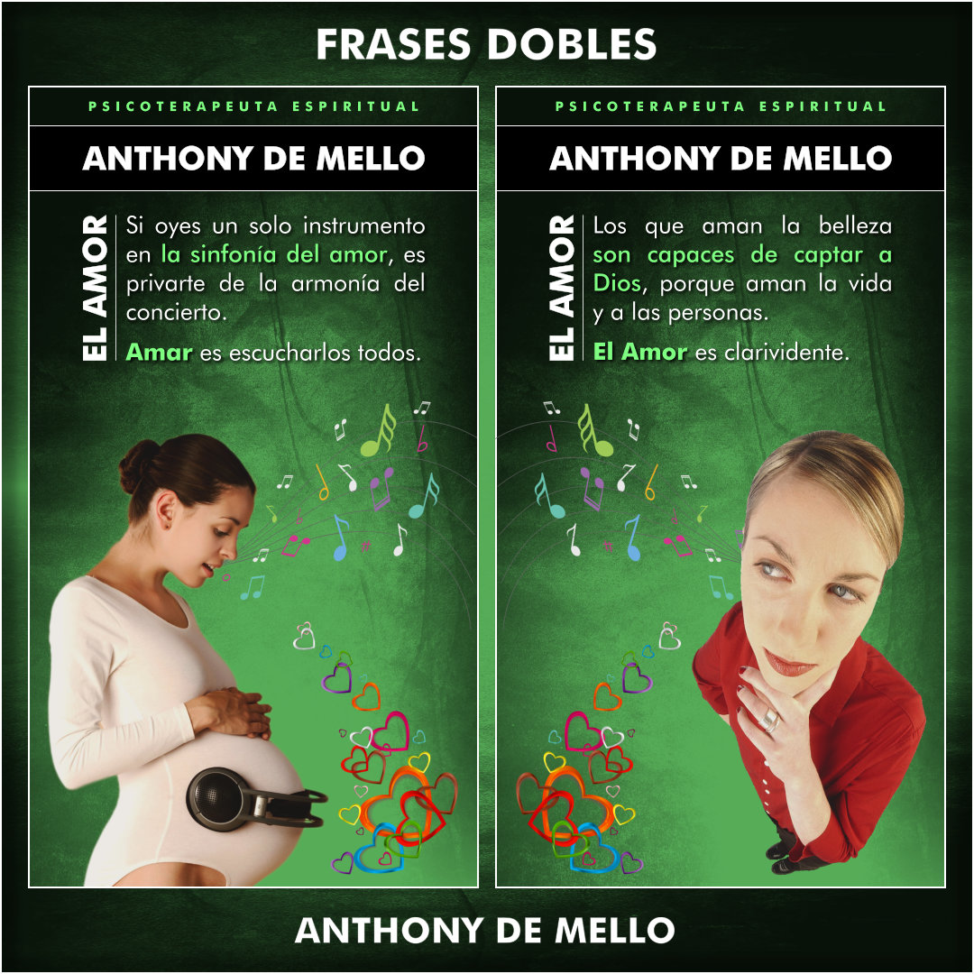 FRASES DOBLES ANTHONY DE MELLO 08 - ANTHONY DE MELLO