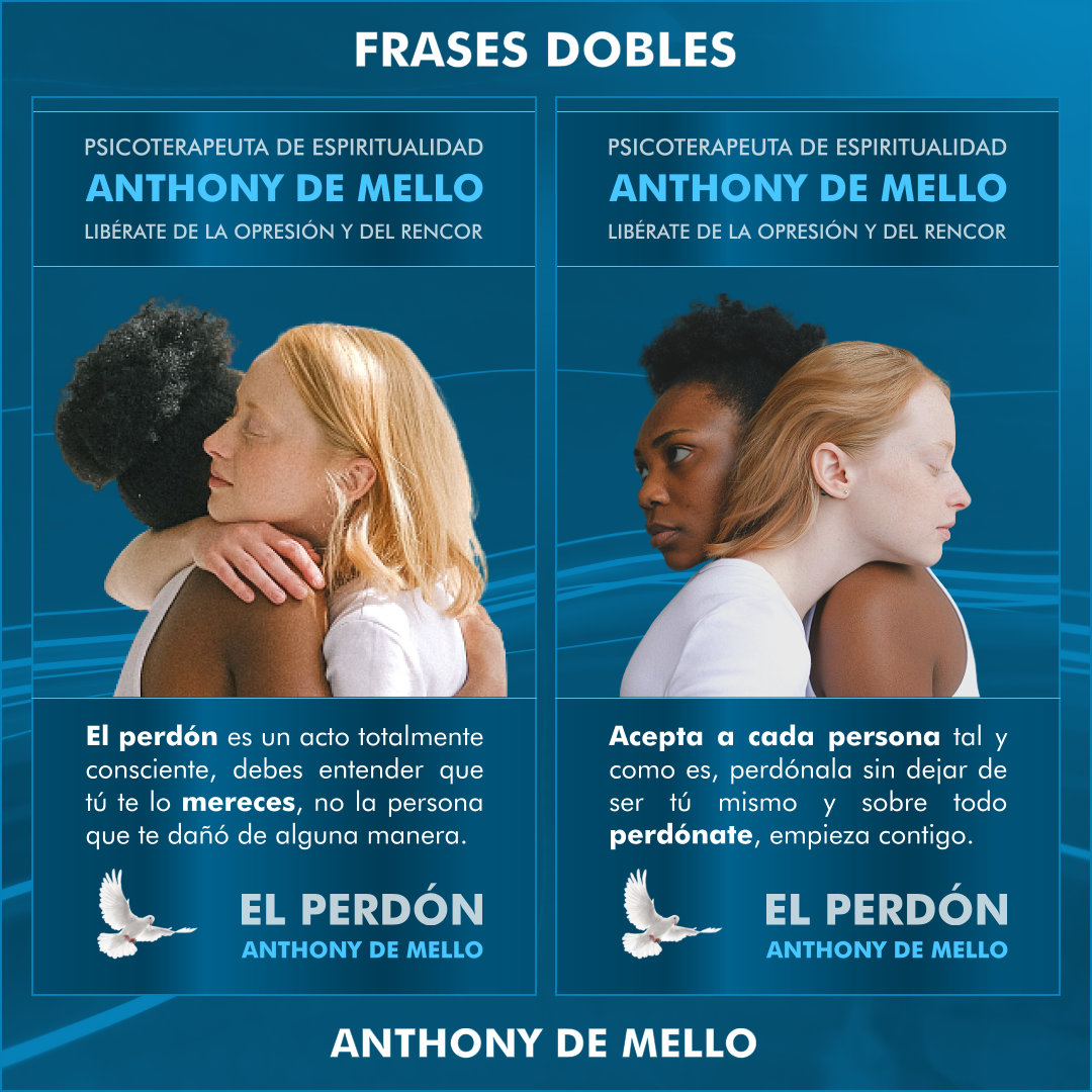 FRASES DOBLES ANTHONY DE MELLO 09 - ANTHONY DE MELLO
