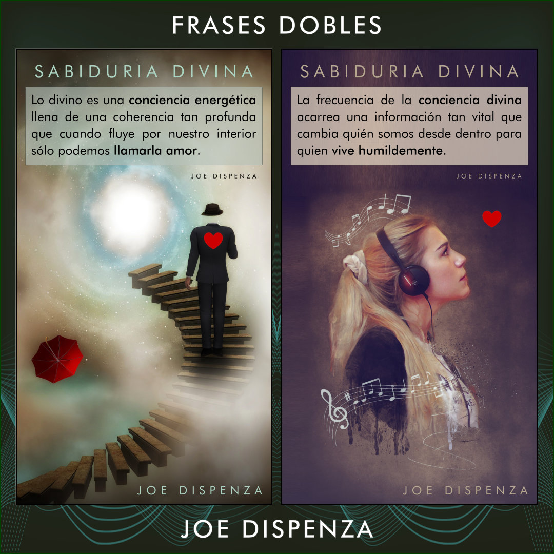 FRASES DOBLES JOE DISPENZA 04 - JOE DISPENZA