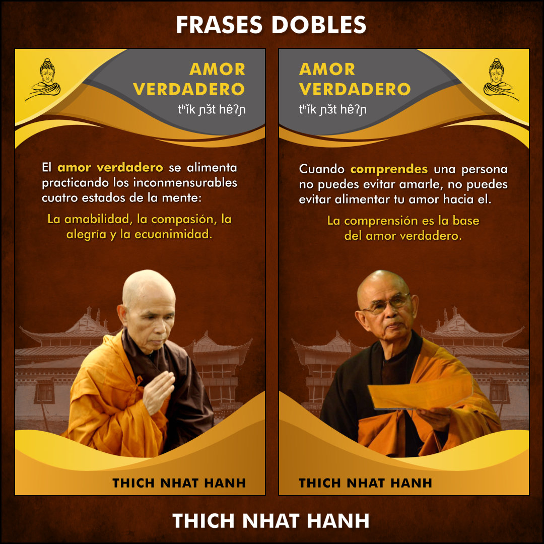 FRASES DOBLES THICH NHAT HANH 02 - THICH NHAT HANH