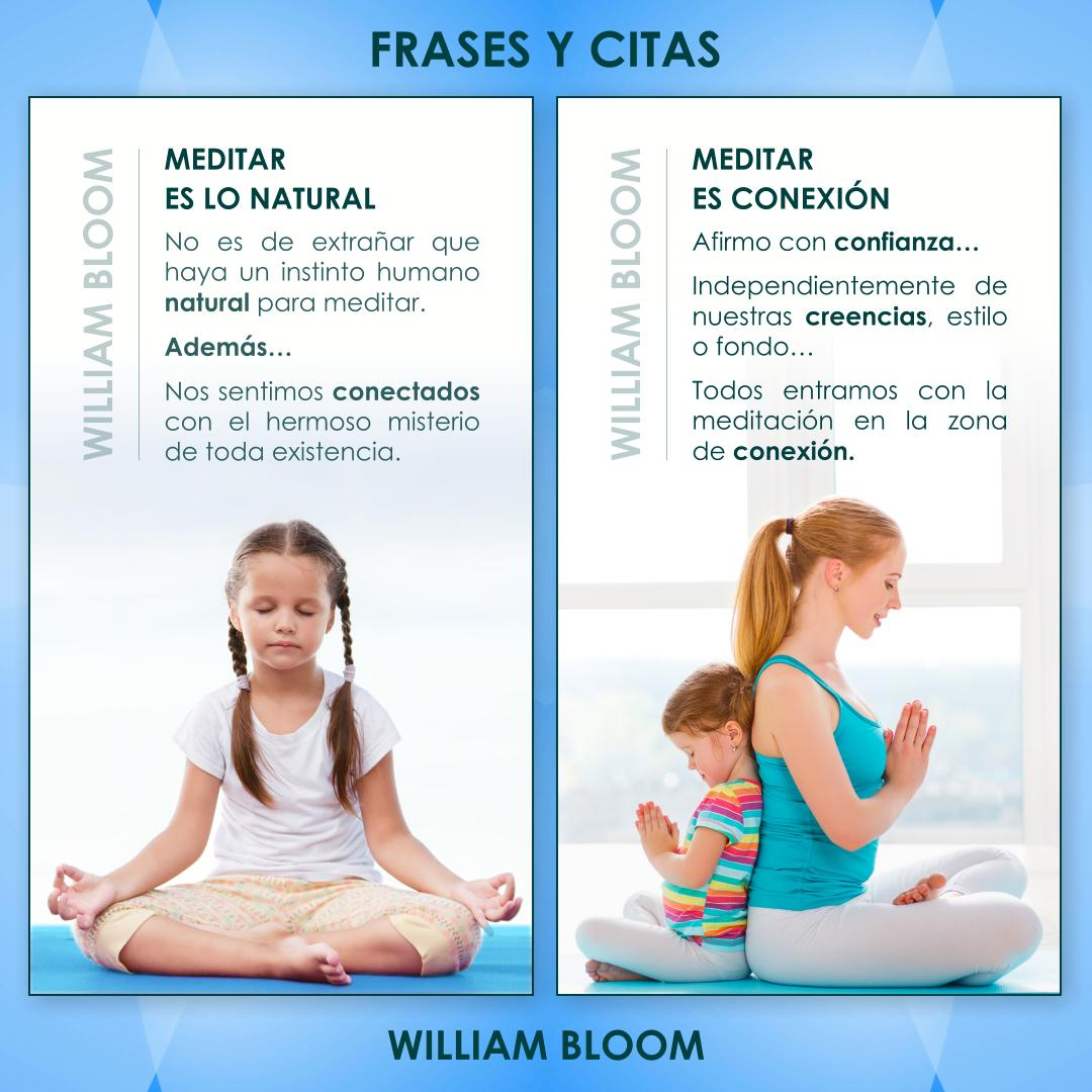 FRASES DOBLES WILLIAM BLOOM 00 - WILLIAM BLOOM