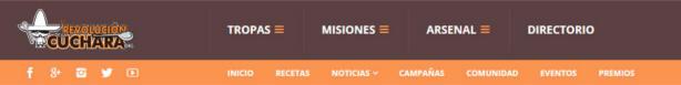 Grafica amigos: LA REVOLUCION DE LA CUCHARA