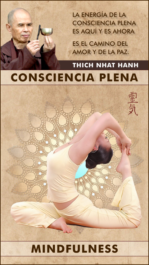 FRASES DOBLES CONSCIENCIA PLENA - THICH NHAT HANH