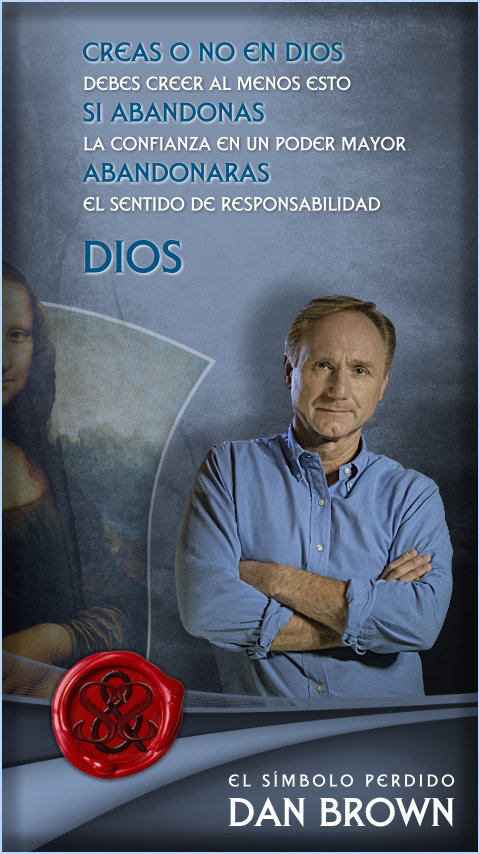 FRASES DOBLES DIOS - DAN BROWN