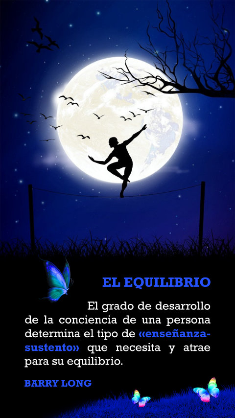 FRASES DOBLES EQUILIBRADO - BARRY LONG