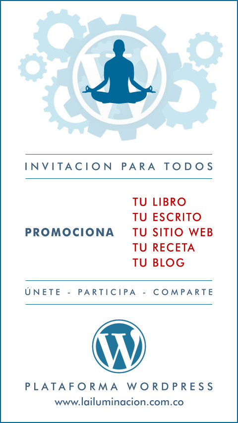 FRASES DOBLES INVITACIÓN WORDPRESS - JBN-LIE