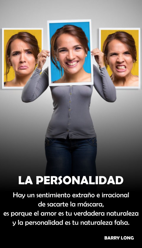 FRASES DOBLES LA PERSONALIDAD - BARRY LONG