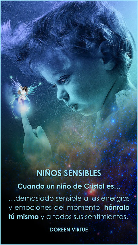 NIñOS SENSIBLES - DOREEN VIRTUE