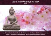 LOS 10 MANDAMIENTOS DEL BUDA