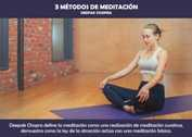 3 MÉTODOS DE MEDITACIÓN