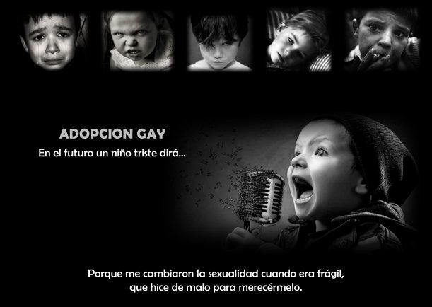 Adopcion homosexual frases