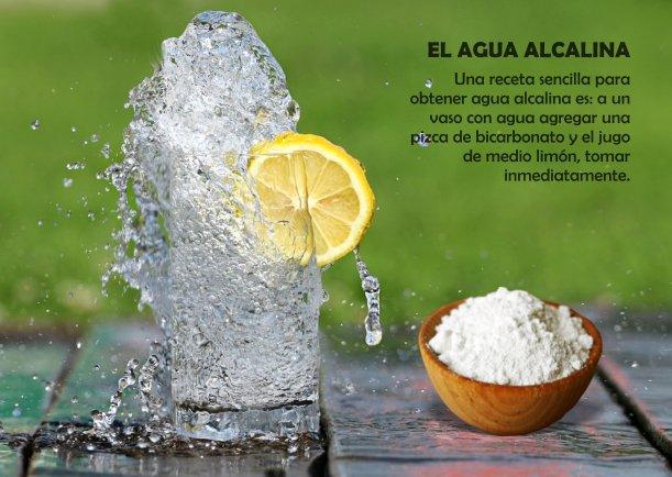 El Agua Alcalina