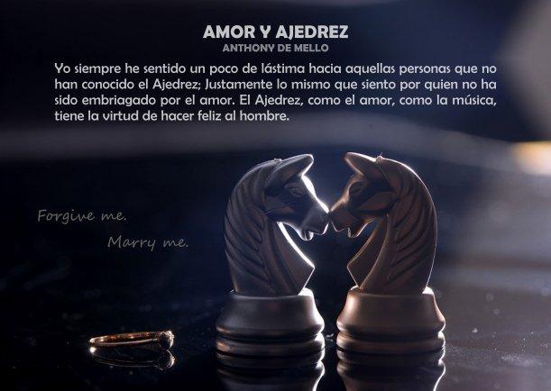 Amor Y Ajedrez