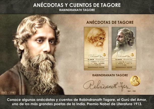 Anécdotas y Cuentos de Rabindranath Tagore - Escrito por Rabindranath Tagore
