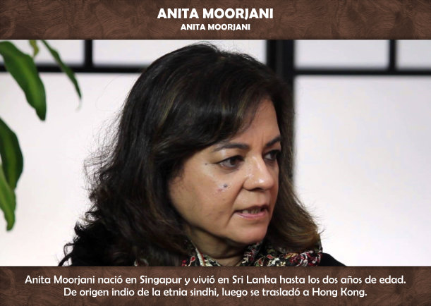 Anita Moorjani - Escrito por Anita Moorjani