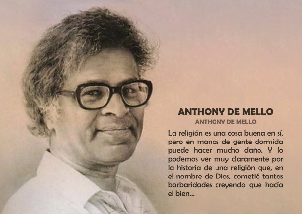 Anthony de Mello - Articulos por Anthony de Mello