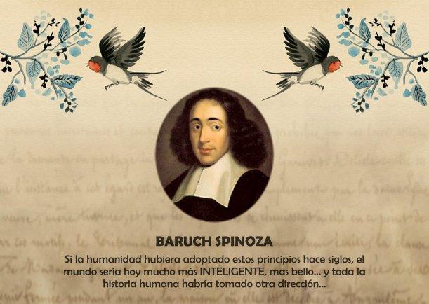 Biografía De Baruch Spinoza