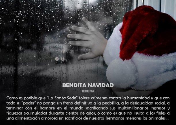 Bendita navidad - Escrito por Jebuna