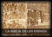 LA BIBLIA DE LOS ESENIOS
