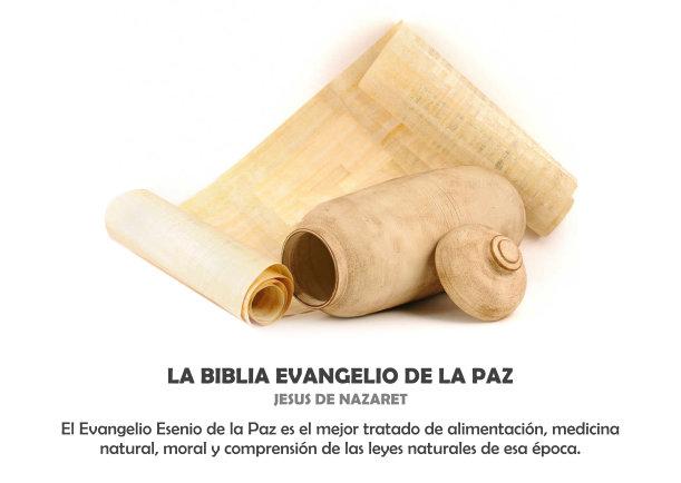 La biblia evangelio de la paz - Escrito por Jesus el Cristo