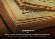 La biblia mitos - LIE (GPA # 1345)