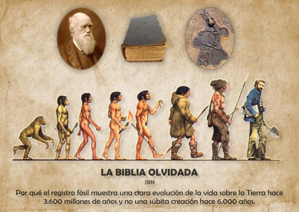 La biblia olvidada - Escrito por JBN