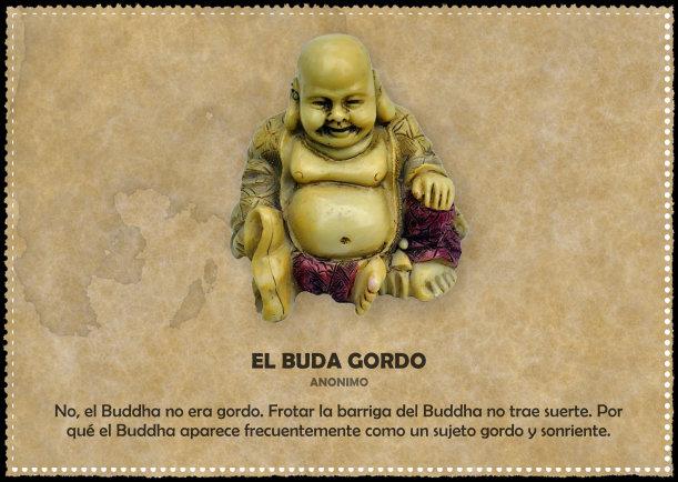 El Buda gordo - Escrito por Buda