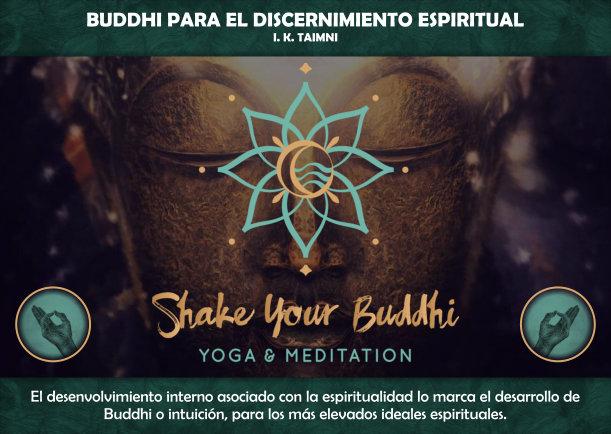 Buddhi para el discernimiento espiritual - Escrito por I. K. Taimni
