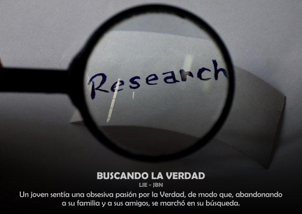Buscando la verdad - Escrito por Anthony de Mello