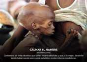 CALMAR EL HAMBRE