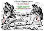 CAPITALISMO O SOCIALISMO