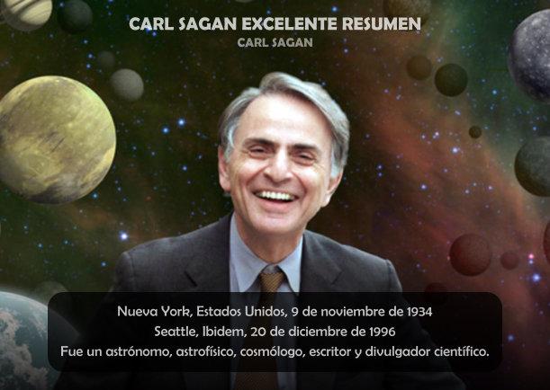 Biografía de Carl Sagan - Escrito por Carl Sagan