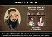 Confucio y Lao Tse, la historia de respeto - La Iluminación