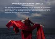 CONSTRUYAMOS NUESTRA LIBERTAD