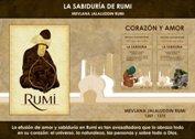 Corazón y amor con la sabiduría de Rumi - La Iluminación