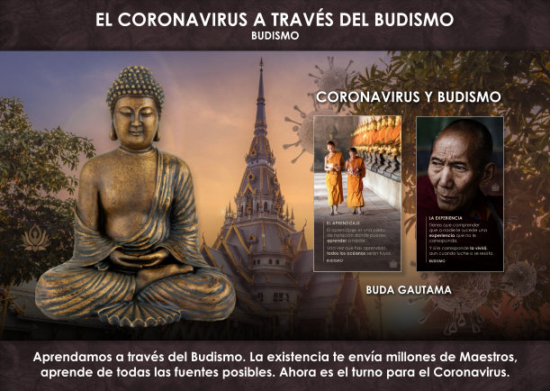 El Coronavirus a través del Budismo - Escrito por Budismo