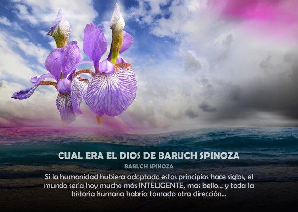 Cual Era El Dios De Baruch Spinoza