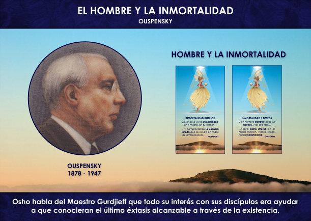 Los cuatro cuerpos del hombre y la inmortalidad - Escrito por Ouspensky