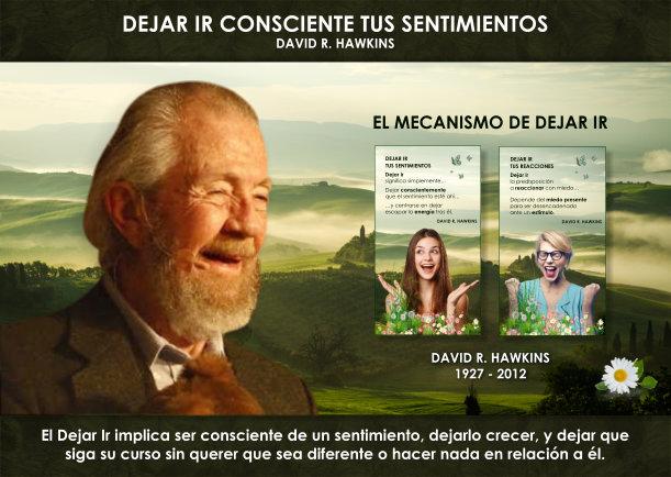Dejar ir consciente tus sentimientos - Escrito por David R. Hawkins