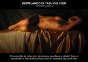 DESVELANDO EL TABÚ DEL SEXO