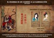 El Dharma es un camino a la iluminación - La Iluminación
