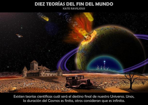Diez teorías del fin del mundo - Escrito por Kate Ravilious