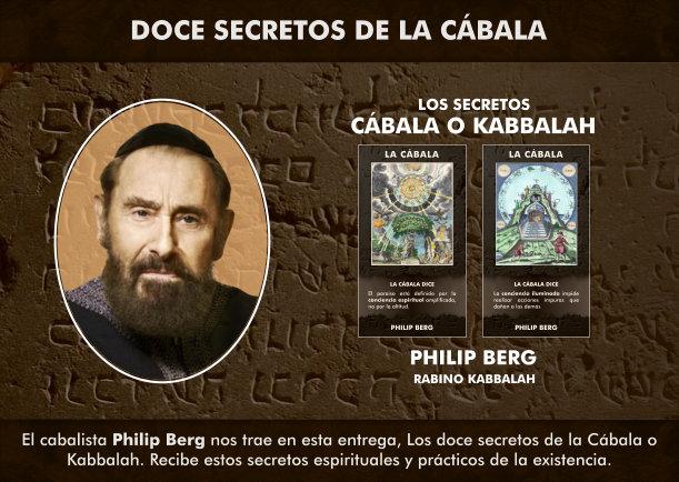 Los doce secretos de la Cábala o kabbalah - Escrito por Philip Berg