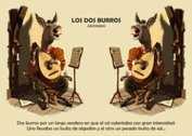 LOS DOS BURROS