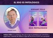 El ego es patológico por sufrimiento y negatividad - La Iluminación