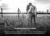 ENAMORAMIENTO VS AMOR