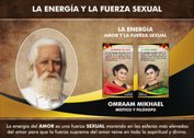 La energía del amor es una fuerza sexual - La Iluminación