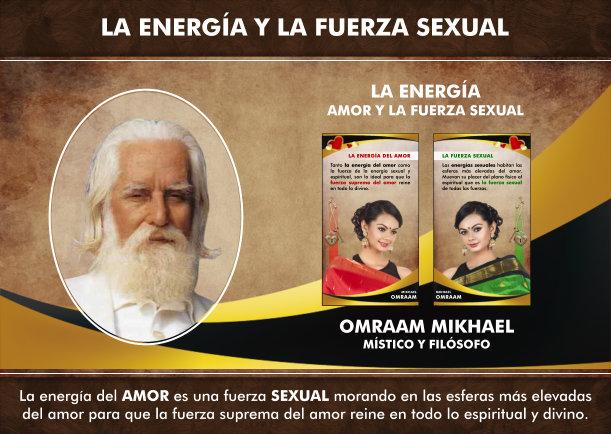 La energía del amor es una fuerza sexual - Escrito por Omraam Mikhael