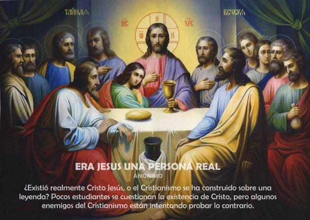 Era Jesús una persona real - Escrito por Jesus el Cristo